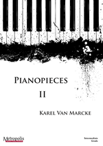 Cover Piano Pieces 1
